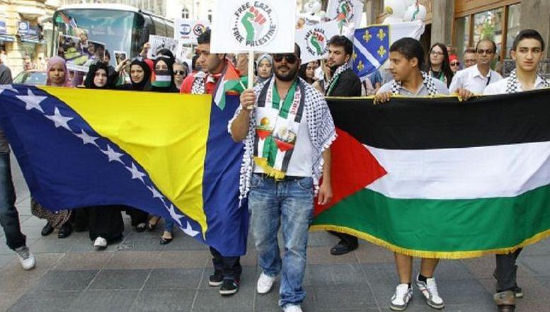S jednog od prethodnih protesta