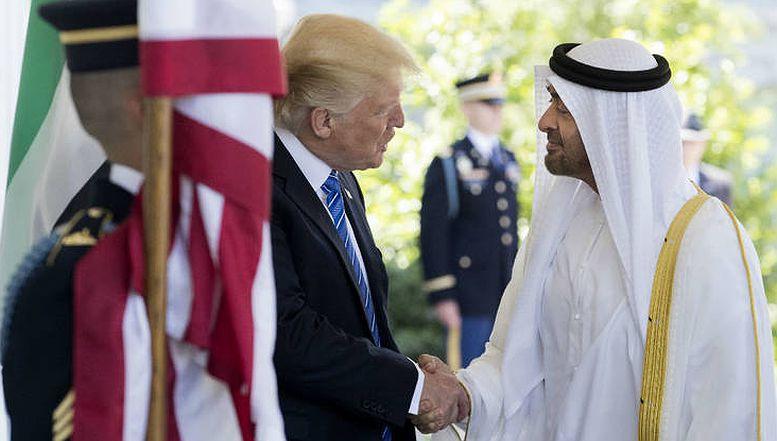 Abu Dabi je pokušavao otvoriti tajne kanale komunikacije između Putina i Trumpa ili organizirati sastanke Trumpa i Mohammeda bin Zayeda