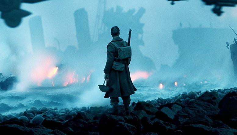 Scena iz filma Dunkirk