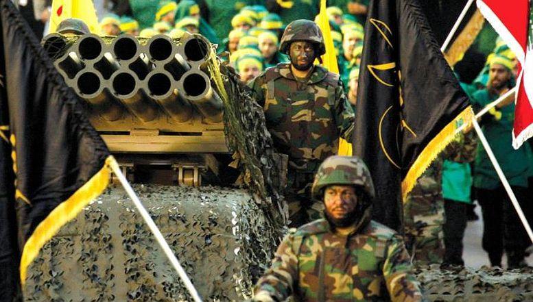 Parada Hezbollaha u Bejrutu